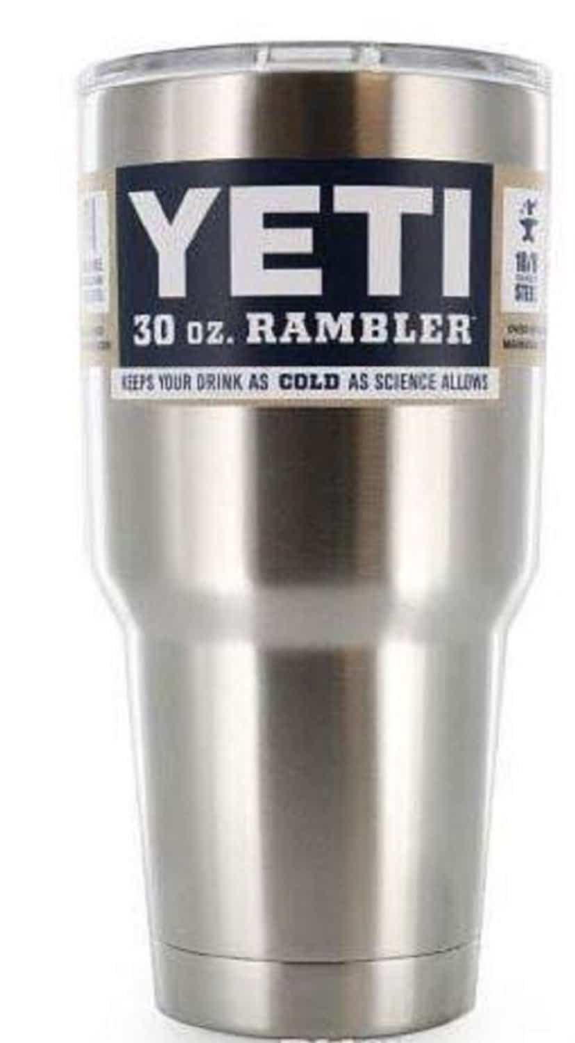 YETI Rambler 30 oz Tumbler – LOWEST PRICE!!