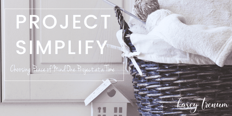 Project Simplify: Fridge & Freezer
