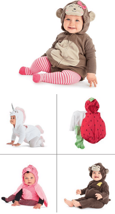 Carter's Baby Costumes ONLY $19.60 Shipped at Kohl's! (Reg $40)