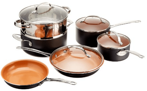Gotham Steel Cookware Set – HUGE Price Drop!