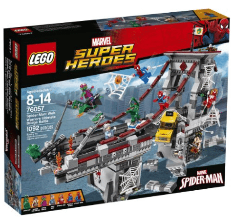 LEGO Super Heroes Set on Sale