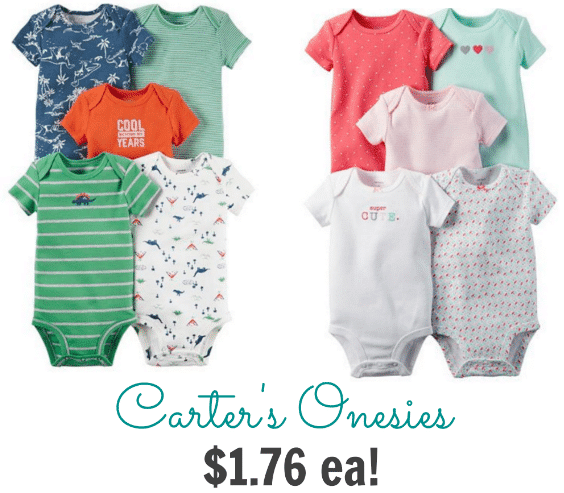 Kohls Baby Boy Clothes Fascinating Kohl's Baby Sale Carter's Bodysuits ONLY 6060 Kasey Trenum