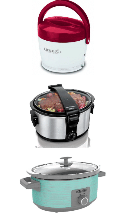 NEW Crock Pot Deals on Amazon!