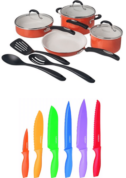 CRAZY Cookware Set Deals on Amazon