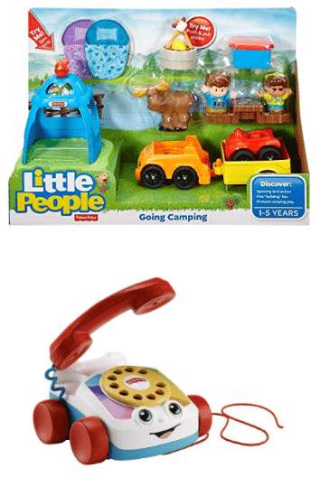 Amazon: $10 off $40 Fisher Price Toys!
