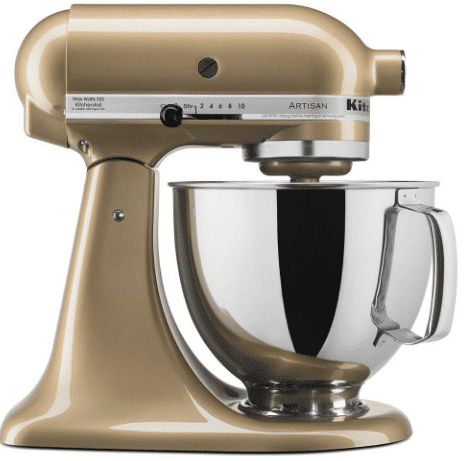 Kitchenaid Artisan Stand Mixer + Free Attachment ONLY $229 at Kohl's!