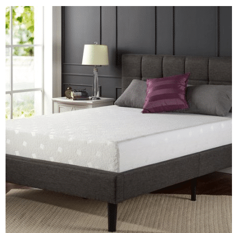Highly-Rated Memory Foam Mattress ONLY $114!