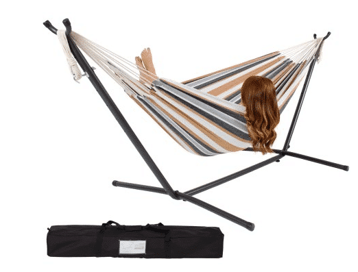 2 Person Hammock With Stand Only 64 94 Kasey Trenum