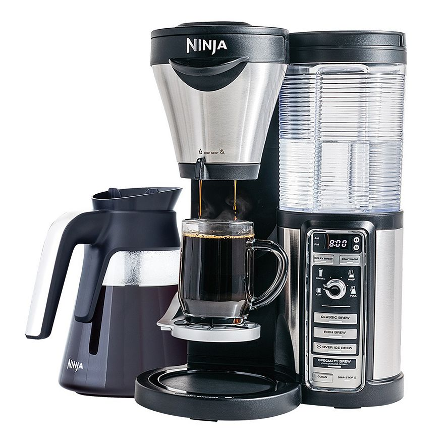 Ninja Coffee Maker Black Friday Deal : More Kohl s Black Friday Deals (Blankets, Pillows, & Ninja Coffee Bar) - Kasey Trenum