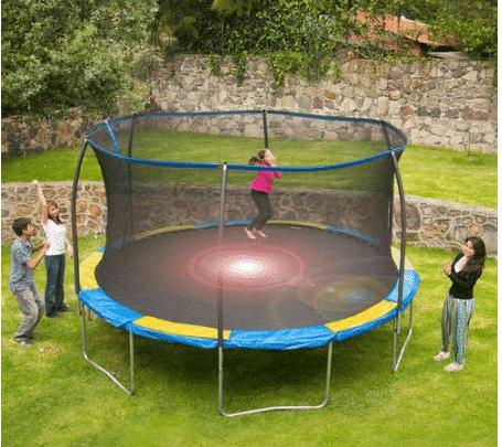 trampolinelight