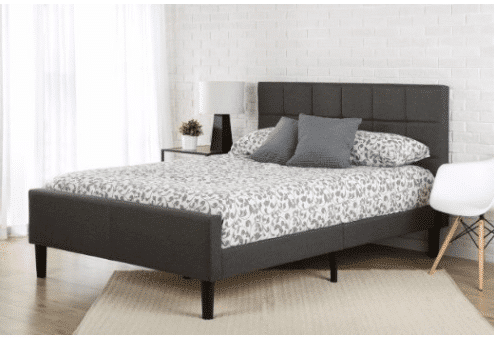 Great If you uve been wanting a nice bedframe and headboard but have limited space not enough for a bulky bed frame then here are a great deals