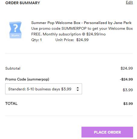 ordersummary