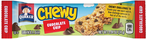 quakerchewy