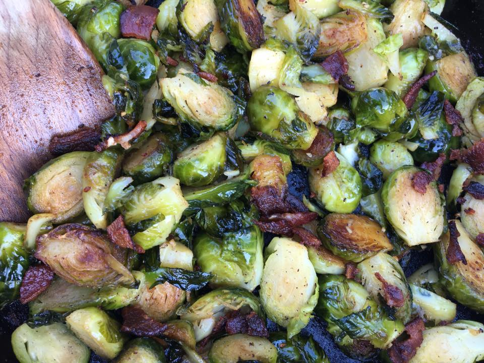 brussels sprouts keto