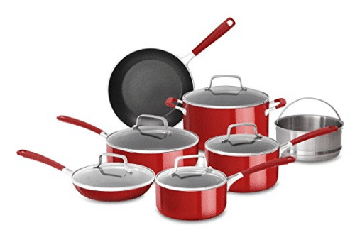 Amazon Kitchenaid Cookware Set Price Drop Kasey Trenum