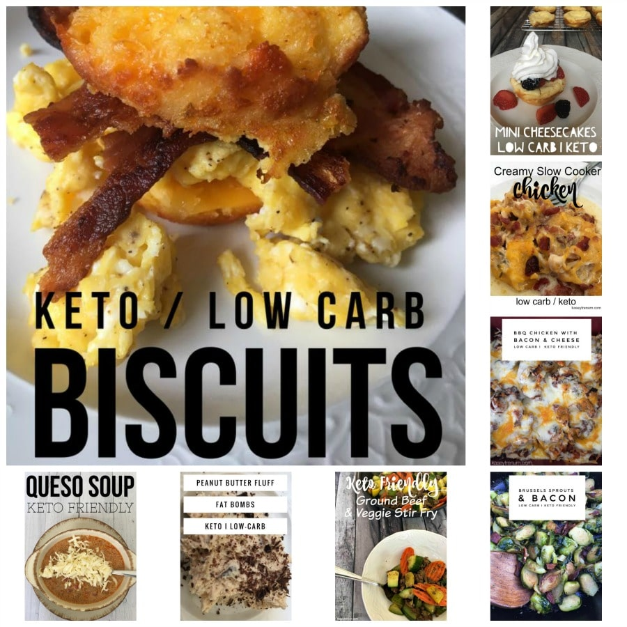 Keto / Low Carb Recipes / Ketogenic Recipes / LCHF Recipes