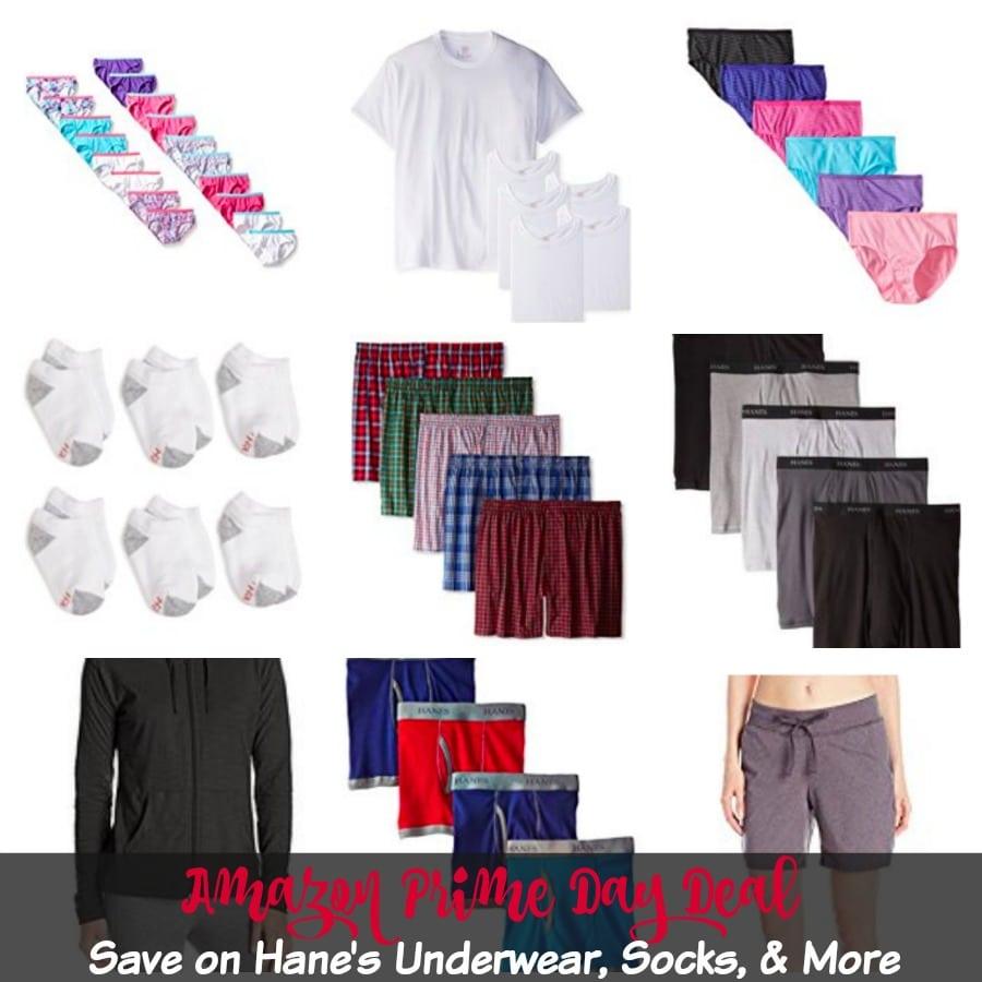 hanes underwear deals