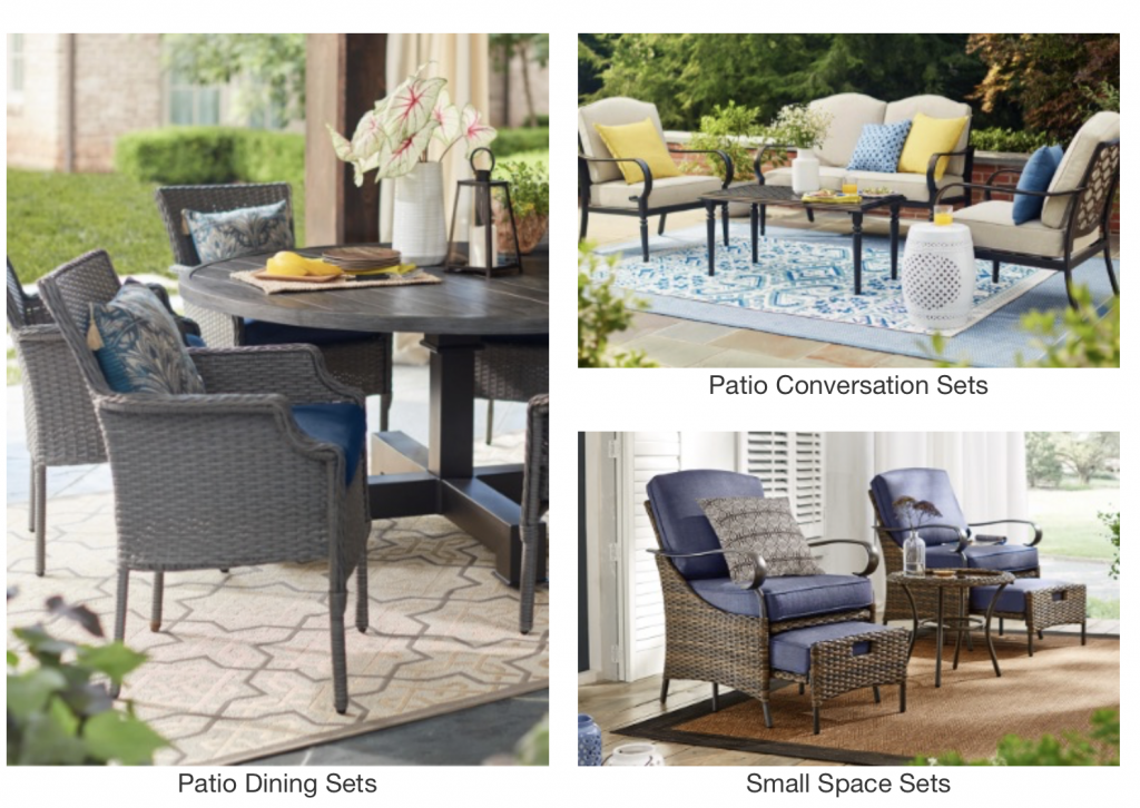 Patio Furniture Clearance At Home Depot, Outdoor Seating Furniture Clearance