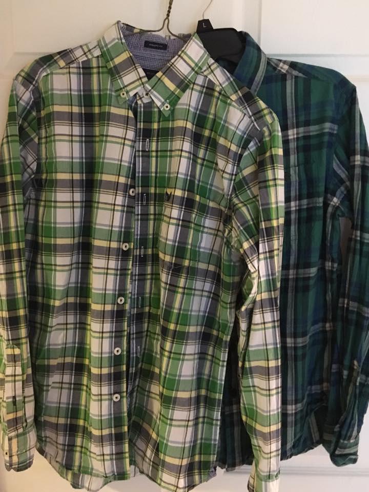 caleb shirt