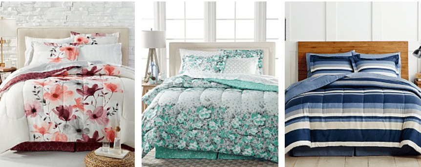 Fancy If you ure looking for a fresh update in the bedroom or guest rooms u Macy us has an awesome deal on forters today These select styles of Piece