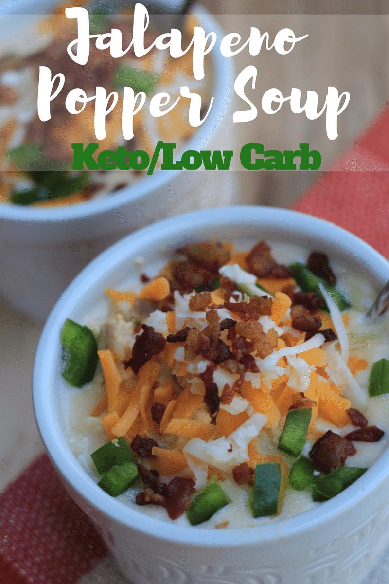 Jalapeno Popper Soup Keto Low Carb Instant Pot Or Crock