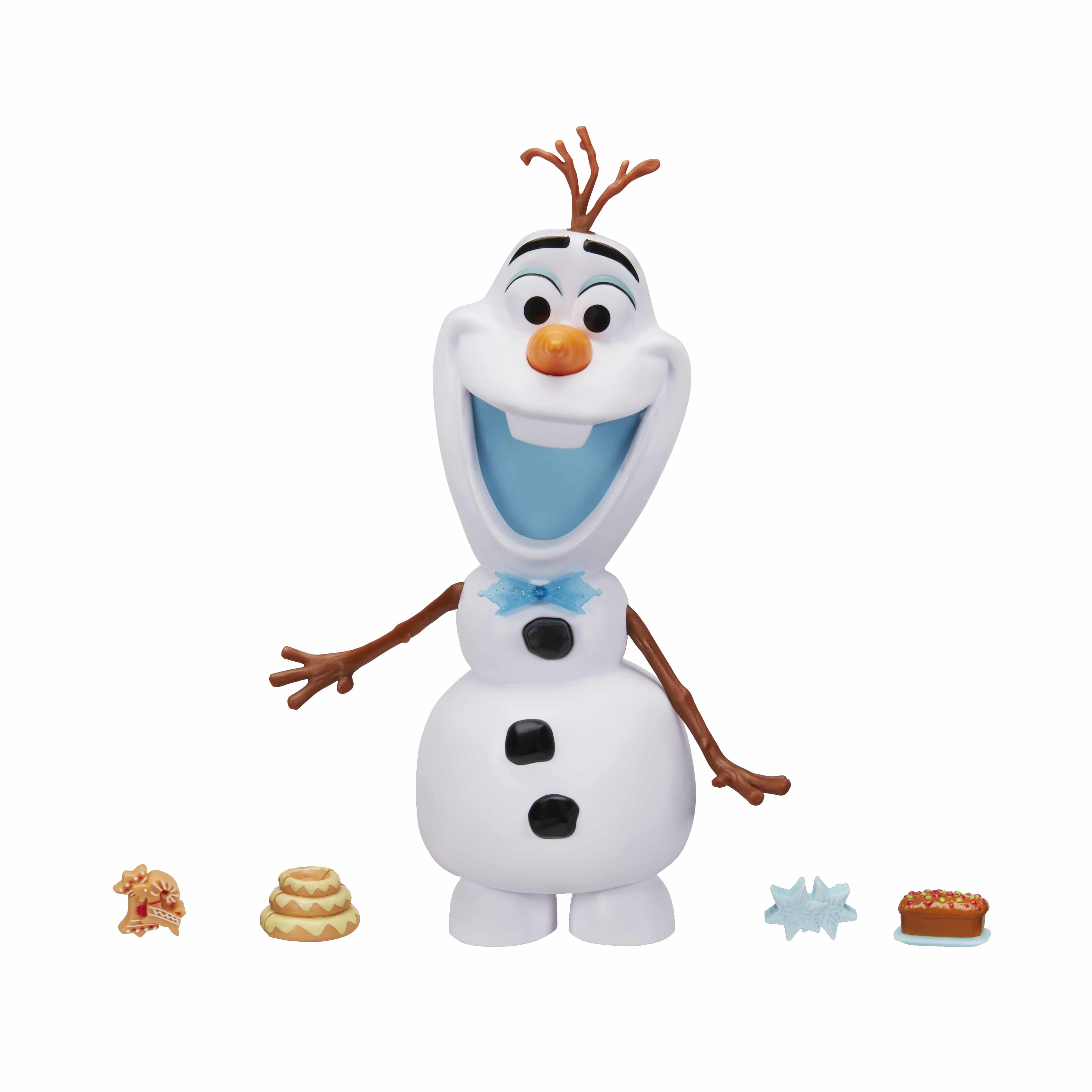 Snacktime Surprise Olaf Doll