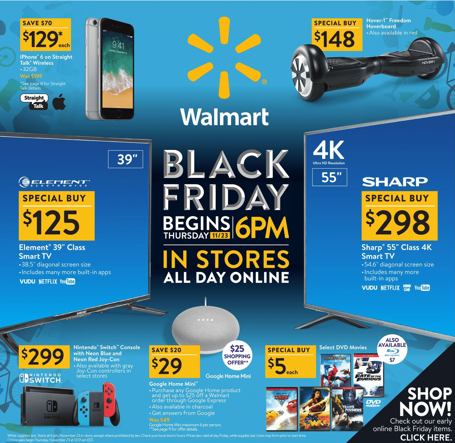 Walmart black friday deals compared to amazon pricing for Best home decor black friday deals