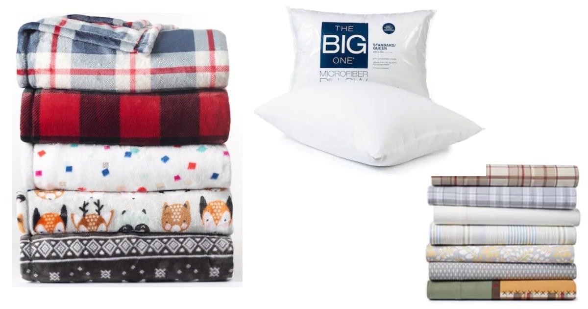 Kohl S Black Friday Bedding Deals Big One Plush Blanket
