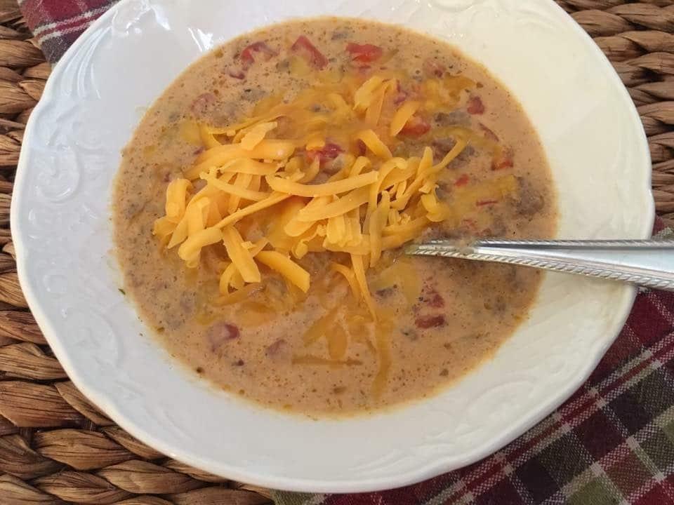 queso soup