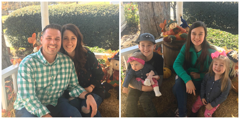 Gatlinburg family pics
