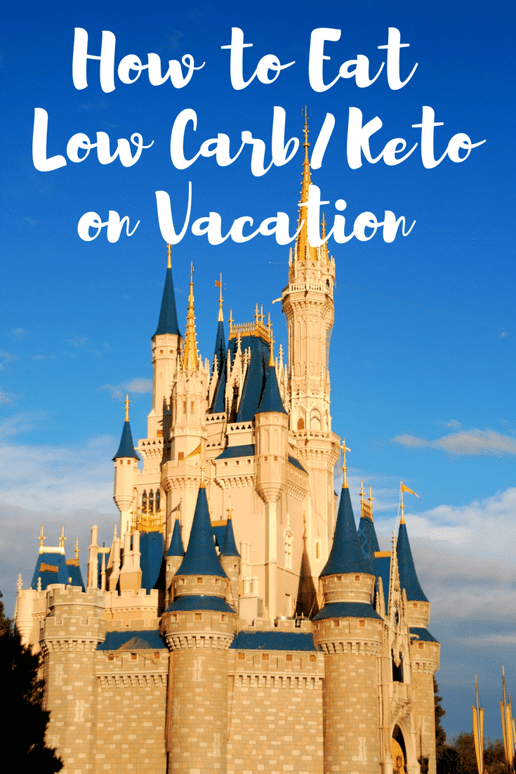 How to Eat Keto/Low Carb on Vacation