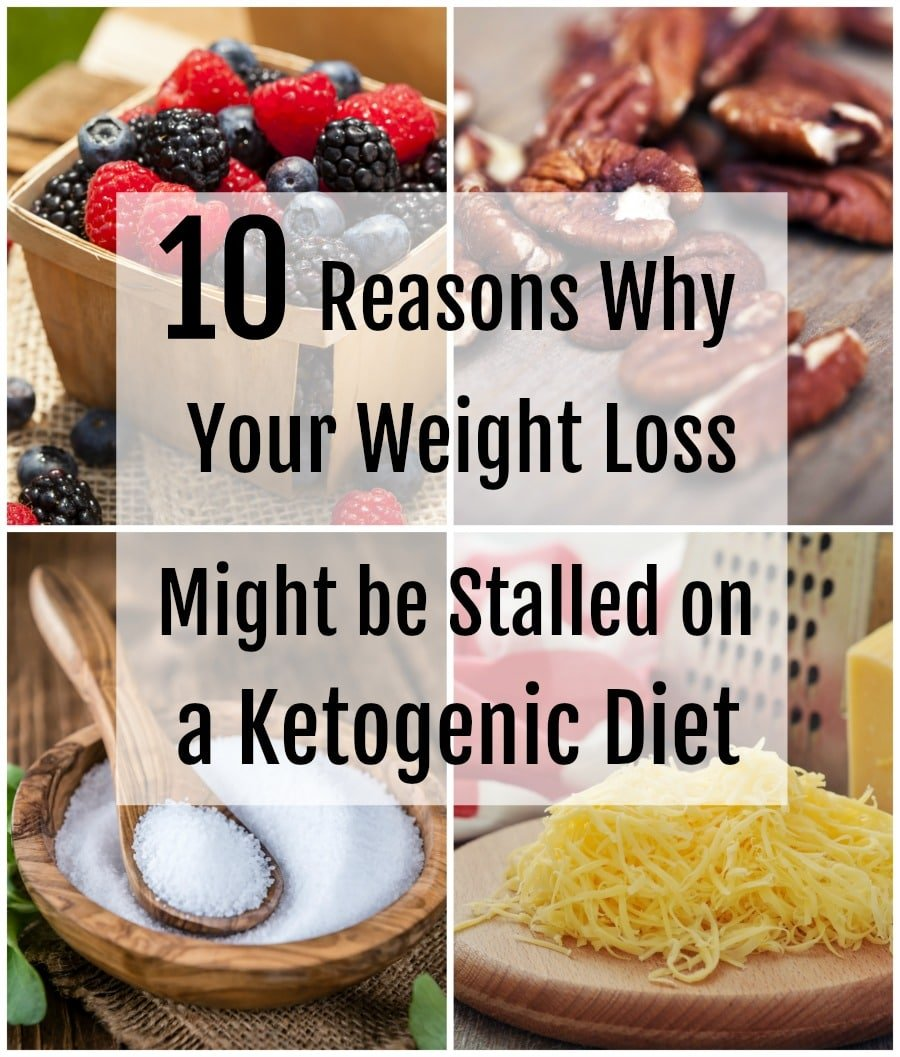 How To Break A Weight Loss Stall On The Keto Diet