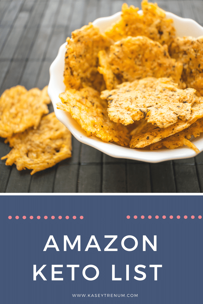 Amazon Keto List