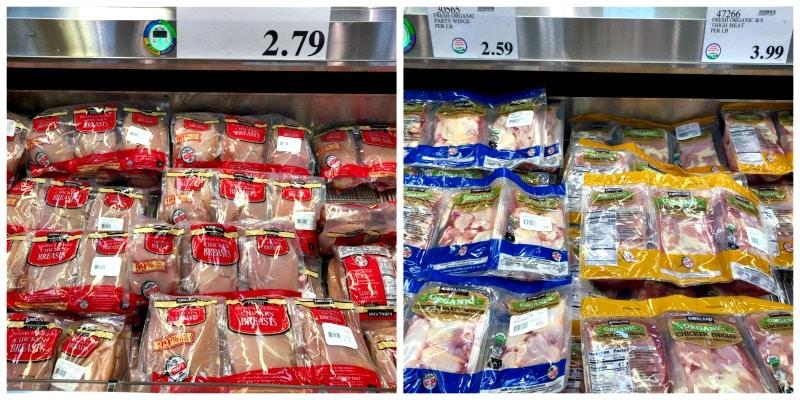 Keto Food Items at Costco