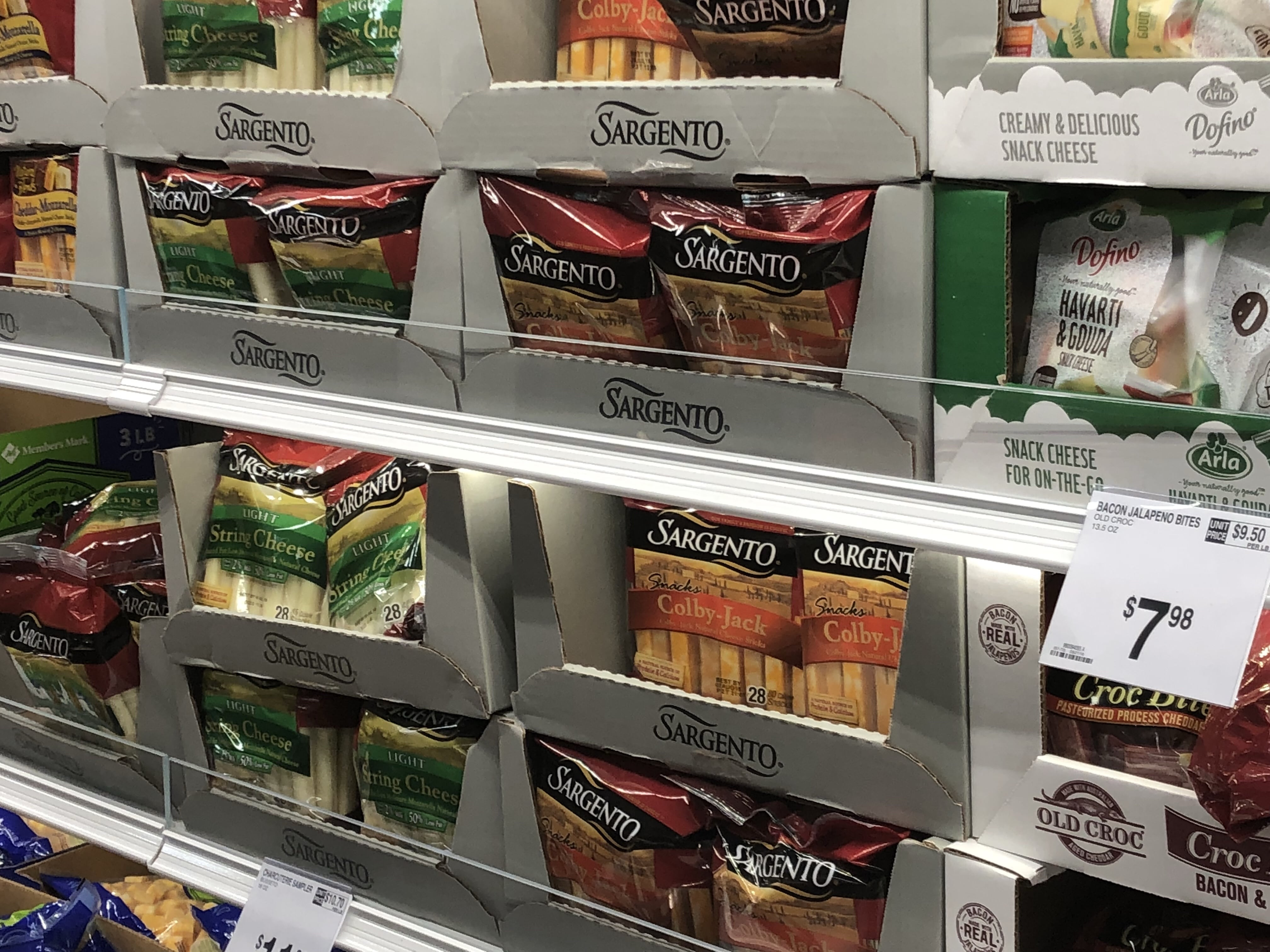 Keto Food Items at Sam's Club