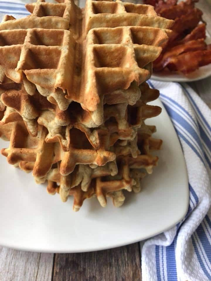 Best Low Carb Waffles