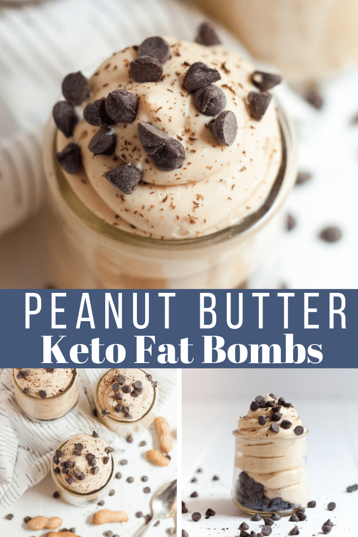 This delicious Peanut Butter Fat Bomb recipe will make you forget you are eating keto. It's one of the very best Fat Bombs I've ever eaten.#keto #lowcarb