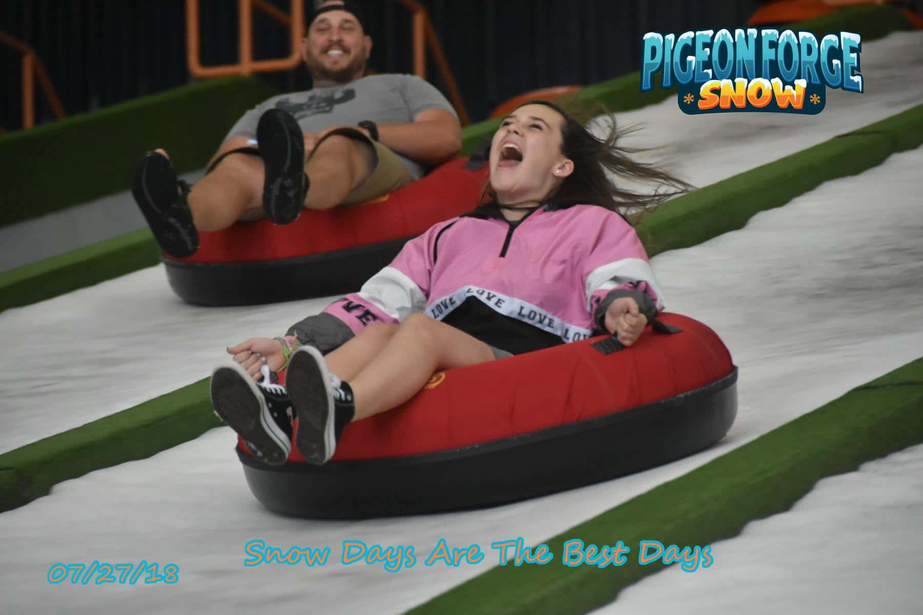 Pigeon Forge Snow Review