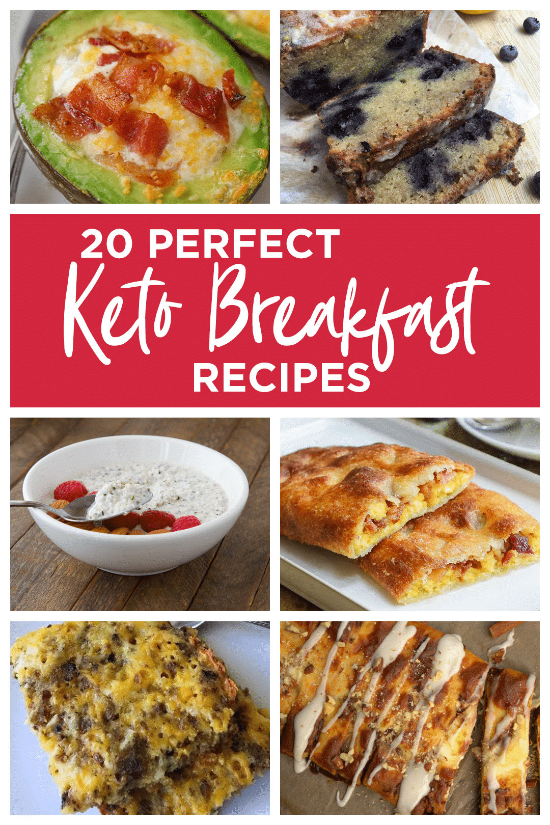 20 Perfect Keto Breakfast Recipes