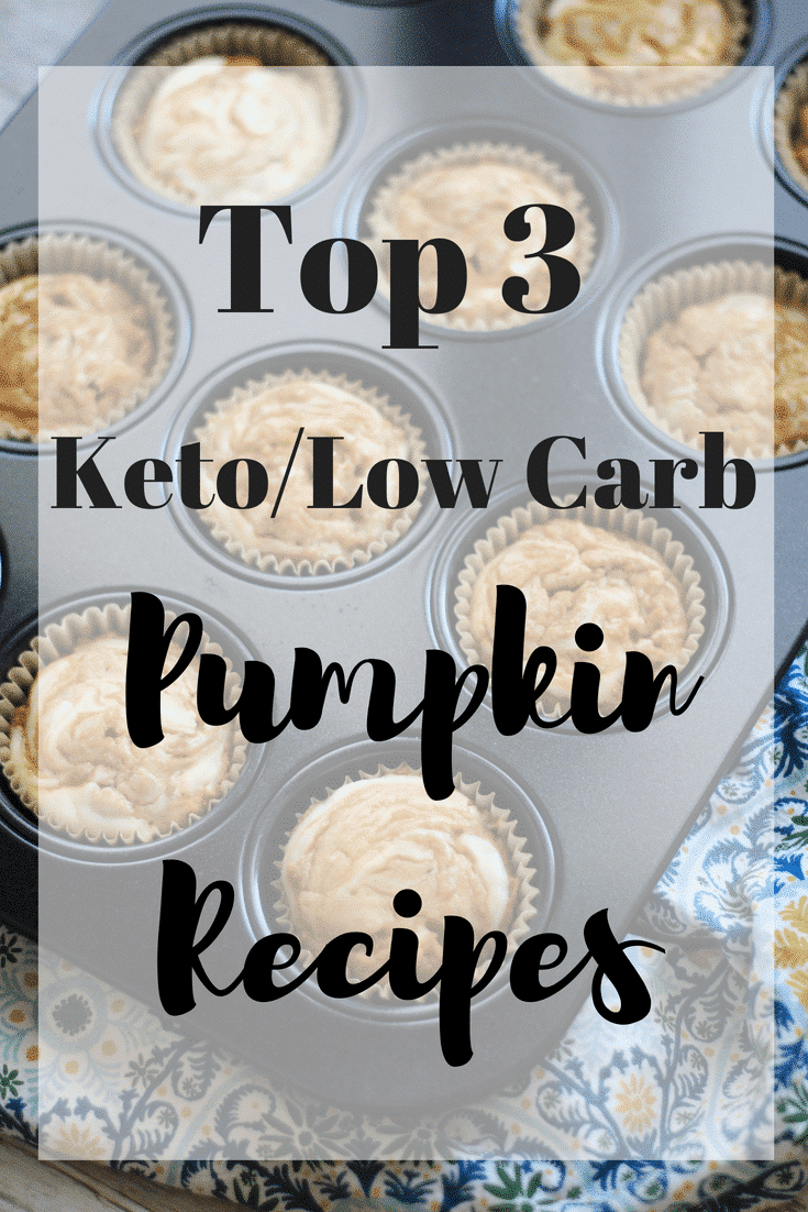 Don't miss my favorite Low Carb Pumpkin Recipes to make this holiday season! These easy Keto Pumpkin Recipes are a favorite you can add to your meal plan any time of year!
