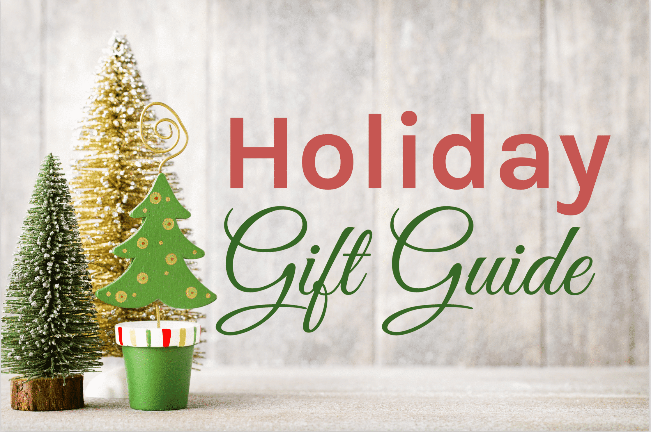 Disclosure  Many of the companies listed below in the Holiday Gift Guide  provided products to review. All opinions are my own. f2e390311174e
