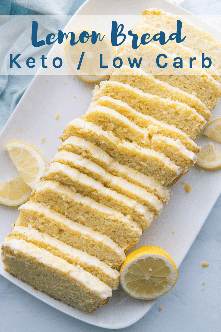 Keto Lemon Bread Recipe: Perfectly Moist & Delicious