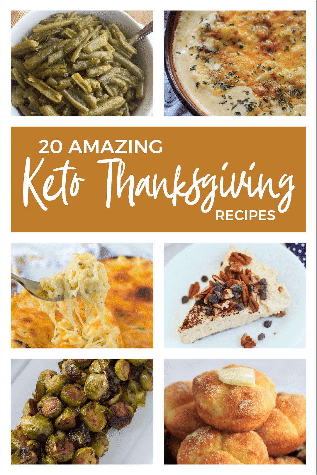 20 Amazing Keto Thanksgiving Recipes