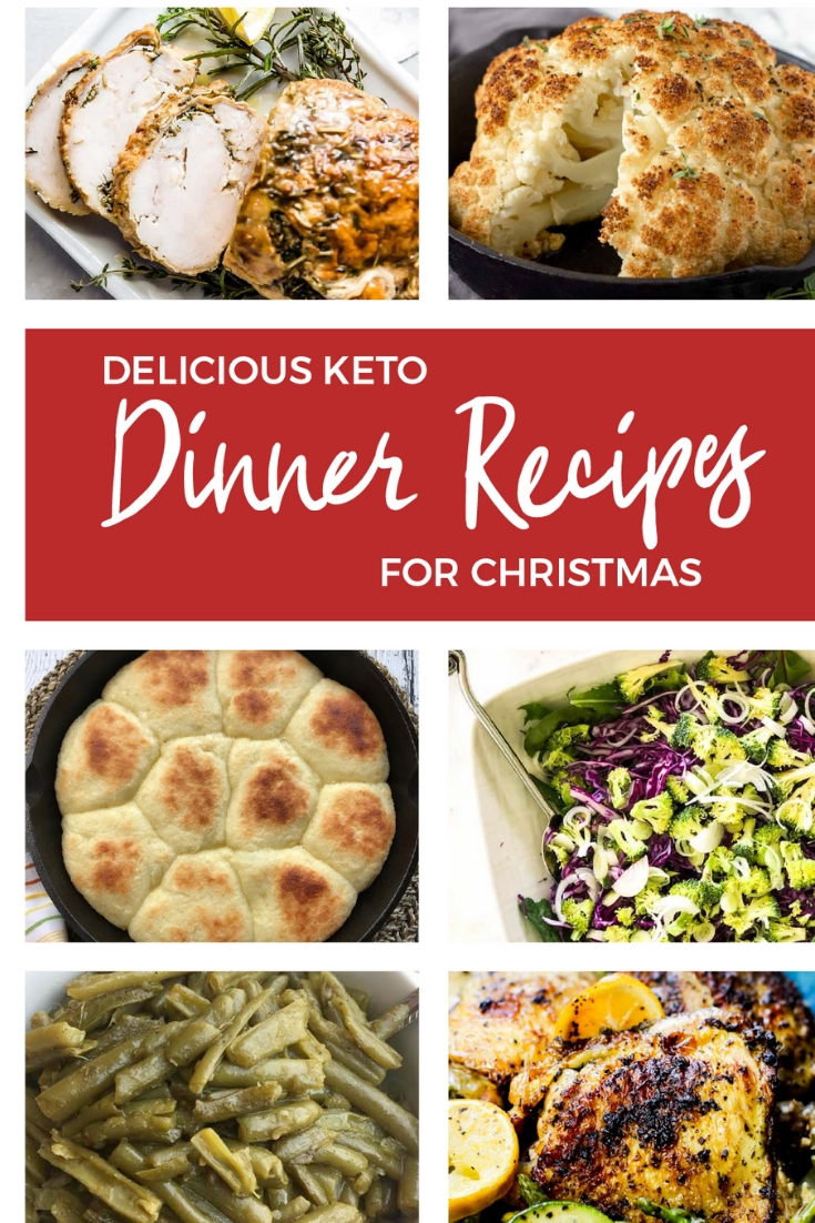 Keto Dinner Recipes for Christmas
