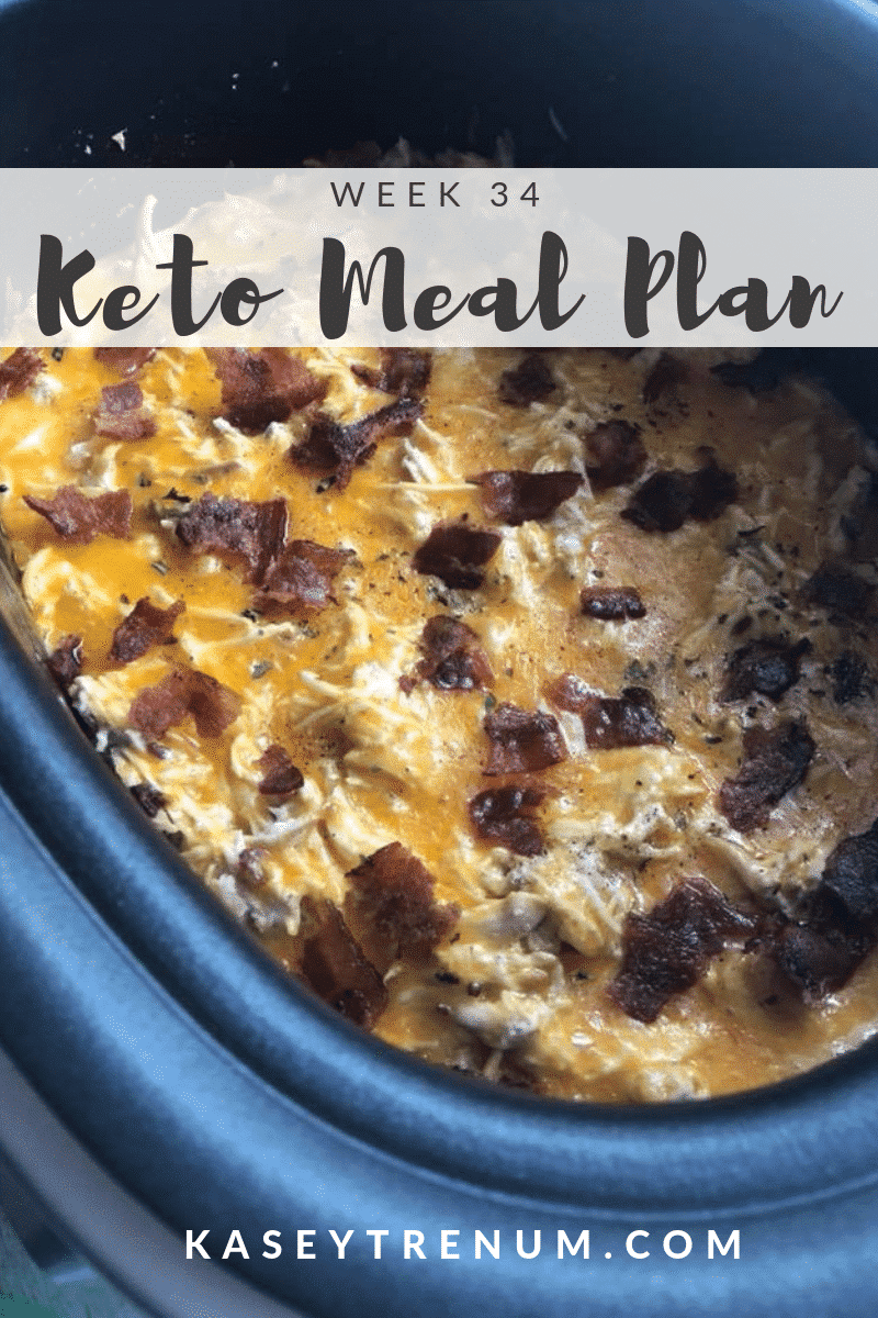 I share my family's Quick Keto Meal Plan each week in hopes that it might help others to see that following a keto lifestyle doesn't have to be hard.