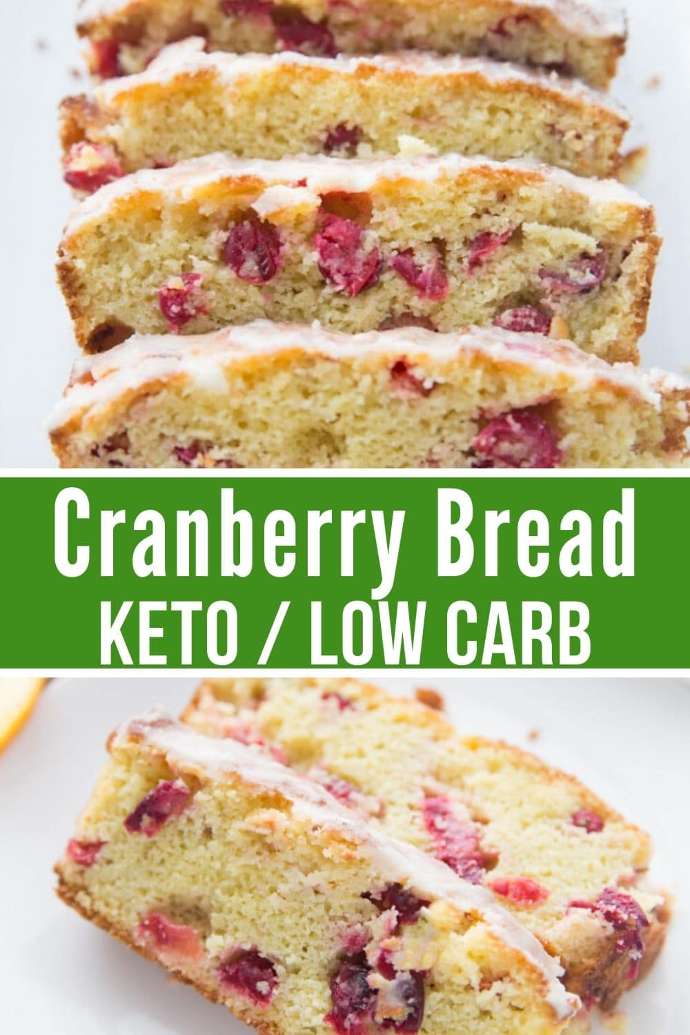low carb keto bread collage