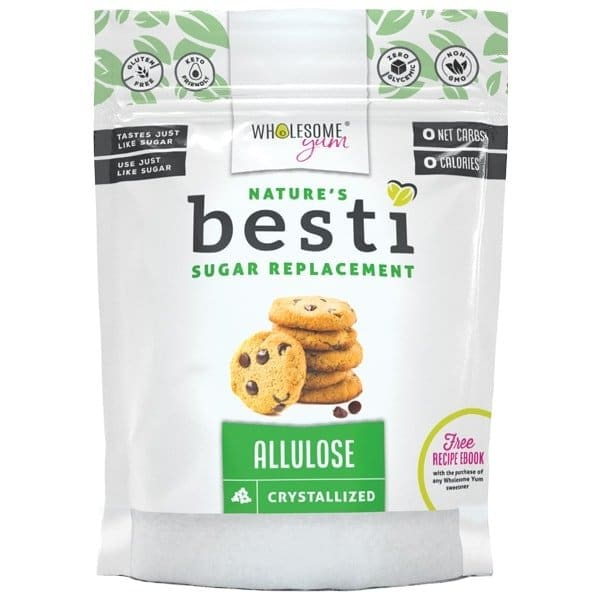 Picture of Besti Allulose Sweetener Crystalized
