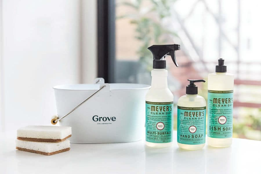 Free Mrs Meyer S Cleaning Products From Grove Kasey Trenum