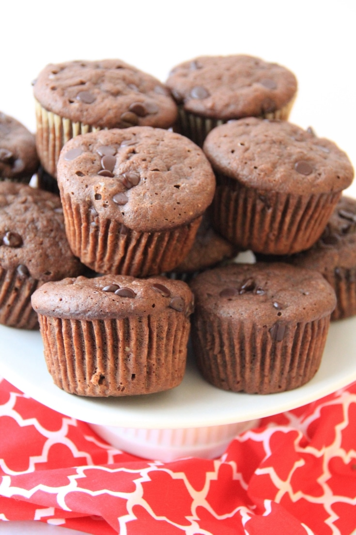 These Keto Double Chocolate Muffins are delicious and simple to make! After just one bite, you won't believe that they're keto approved!