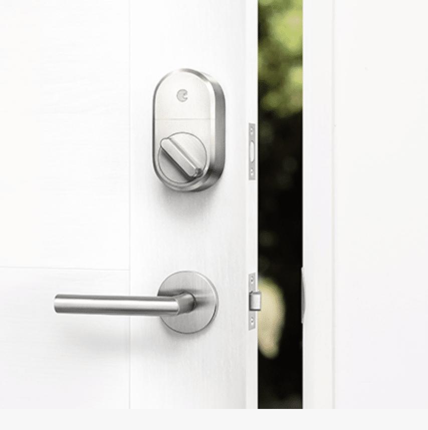 Door knob and Deadbolt lock